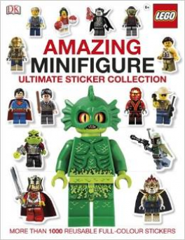 LEGO: AMAZING MINIFIGURE ULTIMATE STICKER COLLECTION
