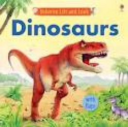 LIFT AND LOOK: DINOSAURS
