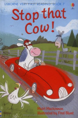 STOP THAT COW! (VERY FIRST READING 7)