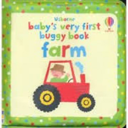 BABY'S VERY FIRST BUGGY BOOK: FARM
