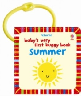 BABY'S VERY FIRST BUGGY BOOK: SUMMER