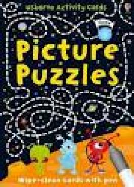 PUZZLE CARDS: PICTURE PUZZLES