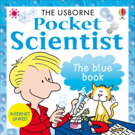 USBORNE POCKET SCIENTIST, THE: THE BLUE BOOK