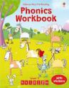 VERY FIRST READING PHONIC WORKBOOK 3