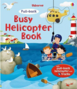 PULL-BACK BUSY HELICOPTER