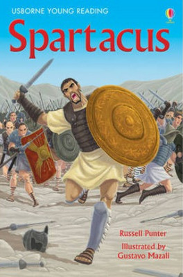 SPARTACUS (YOUNG READING 2)