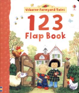 FARMYARD TALES 123 FLAP BOOK