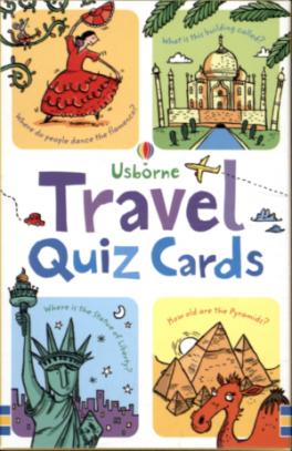 QUIZ CARDS: TRAVEL QUIZ