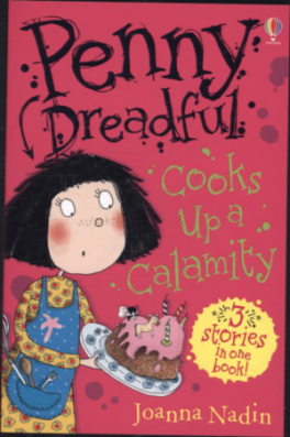 PENNY DREADFUL COOKS UP A CALAMITY (#1)