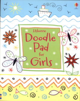 DOODLE PAD FOR GIRLS