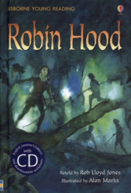 ROBIN HOOD (YOUNG READING 2 + CD)