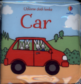 CAR CLOTH BOOK