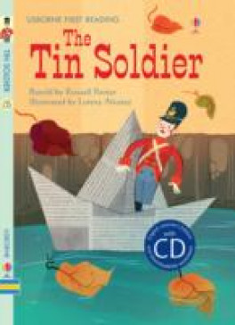 TIN SOLDIER, THE (FIRST READING 4 + CD)