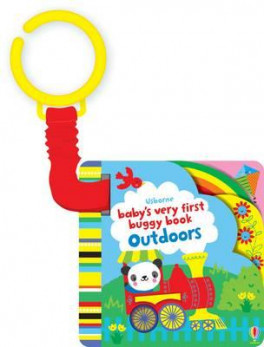 BABY'S VERY FIRST BUGGY BOOK: OUTDOORS
