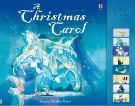 CHRISTMAS CAROL WITH SOUND PANEL, A