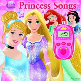 DIGITAL MUSIC PLAYER: DISNEY PRINCESS