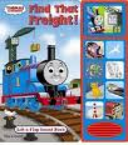 LITTLE LIFT& LISTEN: THOMAS THE ENGINE FIND THAT FREIGHT