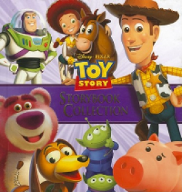 TOY STORY STORYBOOK COLLECTION (A TREASURY OF TALES)