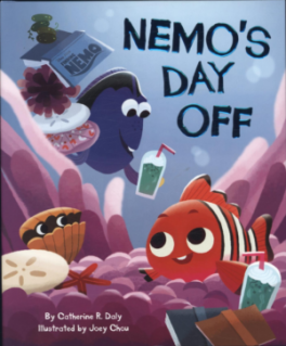 FINDING NEMO:  DON'T MIND ME!