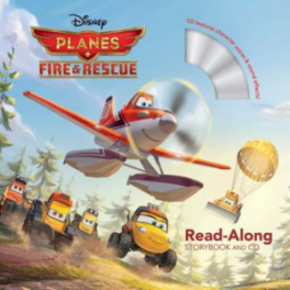 FIRE AND RESCUE READ-ALONG STORYBOOK AND CD