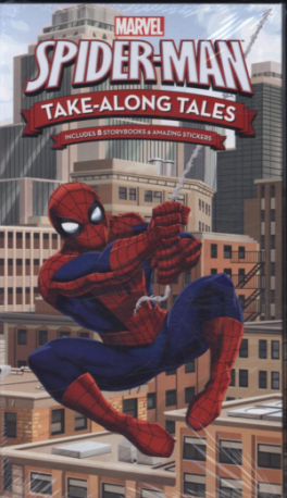 SPIDER-MAN TAKE-ALONG TALES