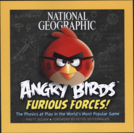 NATIONAL GEOGRAPHIC ANGRY BIRDS FURIOS FORCES