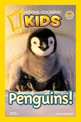 PENGUINS! (NATIONAL GEOGRAPHIC READERS)
