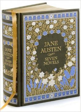 LEATHERBOUND EDITION: JANE AUSTEN: SEVEN NOVELS