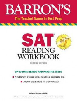 BARRON'S READING WORKBOOK FOR THE NEW SA
