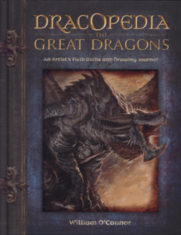 DRACOPEDIA THE GREAT DRAGONS: AN ARTIST'S FIELD GUIDE AND DRAWING JOURNAL
