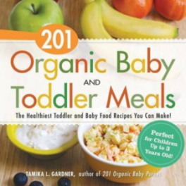 201 ORGANIC BABY AND TODDLER MEALS(PROMO)