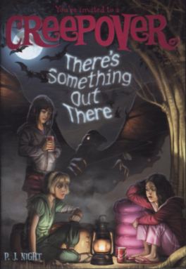 THERE'S SOMETHING OUT THERE (YOU'RE INVITED TO A BREEPOVER #5)