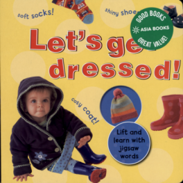 LIFT AND LOOK: LET'S GET DRESSED