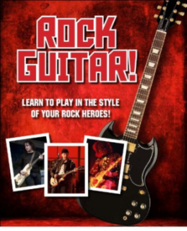 PLAY THE ROCK GUITAR