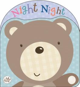 NIGHT NIGHT SHAPED FOAM BOOK