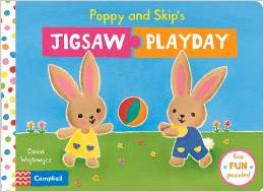 PUZZLE BUNNIES: JIGSAW PLAYDAY