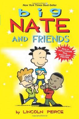 BIG NATE AND FRIENDS (COMIC STRIP #3)