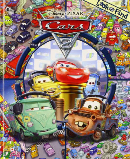 LOOK AND FIND: CARS 2