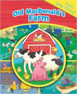 FIRST LOOK AND FIND: OLD MACDONALD'S FARM
