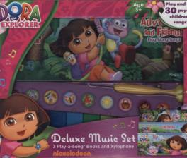 DELUXE MUSIC 3BK BOX: DORA