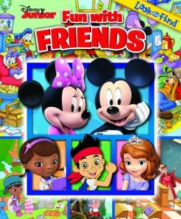 LOOK AND FIND: DISNEY JUNIOR