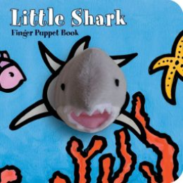 LITTLE SHARK FINGER PUPPET