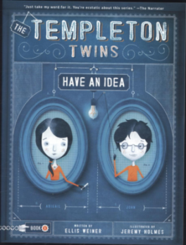 TEMPLETON TWINS #1, THE: HAVE AN IDEA