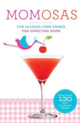 MOMOSAS: FUN ALCOHOL-FREE DRINKS FOR EXPECTING MOMS
