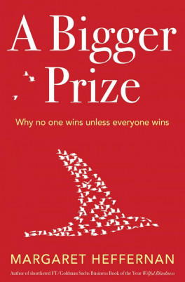 BIGGER PRIZE, A: WHY COMPETITION ISN'T EVERYTHING AND HOW WE DO BETTER