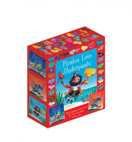 UNDERPANTS BOARD BOOK SLIPCASE, THE