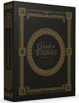 INSIDE HBO'S GAME OF THRONES BOXSET (1&2)