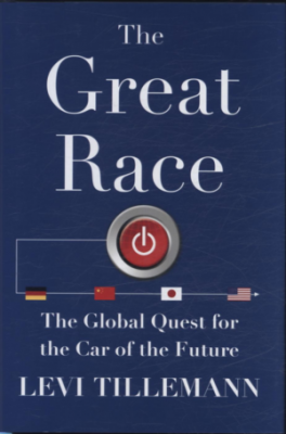 GREAT RACE, THE: THE GLOBAL QUEST FOR THE CAR OF THE FUTURE