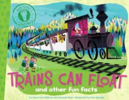 DID YOU KNOW? TRAINS CAN FLOAT