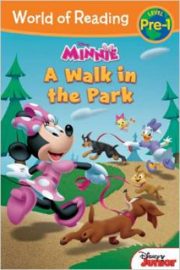 MINNIE: A WALK IN THE PARK (WOR L1)